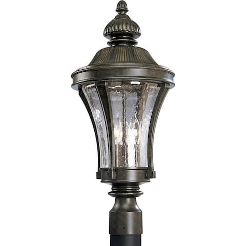 Progress Lighting P5438-77 Nottington Three Light Post Lantern