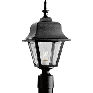 Progress Lighting P5456-31 Non-Metallic Incandescent One Light Post Lantern