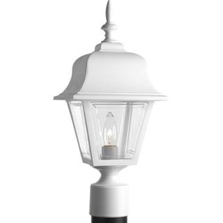 Progress Lighting P5456-30 Non-Metallic Incandescent One Light Post Lantern