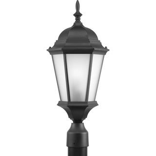 Progress Lighting P5482-31EB Welbourne CFL One-light Post Lantern