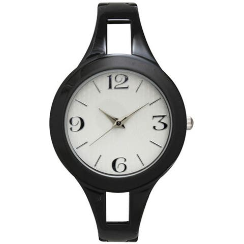 Olivia Pratt Women's Bangle Watch