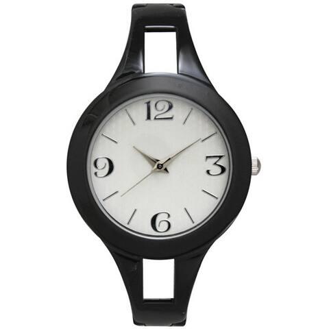Olivia Pratt Women's Bangle Watch