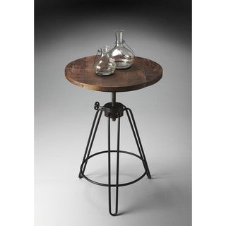 Handmade Butler Metalworks End Table (India)