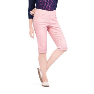 Bluberry Women's Dawn Pink Bermuda Pant