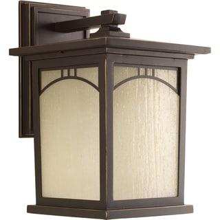 "Progress Lighting P6053-20 Residence One Light medium Wall Lantern (8"""")"