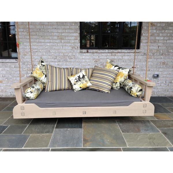Shop Beds Online: Shop Swing Beds Online 1800s Crib Swing Bed In Craftsman
