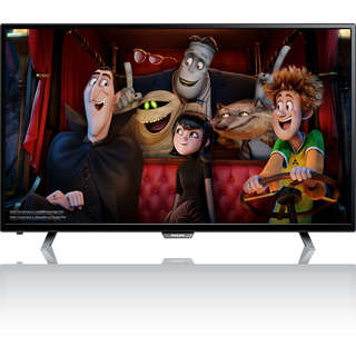 """Philips 43"""" Class 6000 series Google Cast Ultra HDTV with GoogleCast and High Dynamic Range"""