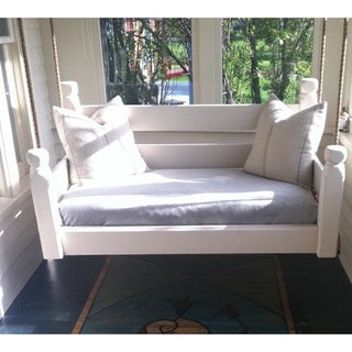 Swing Beds Online Original Full Swing Bed in Traditional Style with a Full Size Mattress