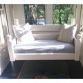 Swing Beds Online Original Traditional Twin Swing Bed with 39-inch x 75-inch Twin-size Mattress