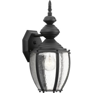 Progress Lighting  P5765-31 Roman Coach One Light Wall Lantern