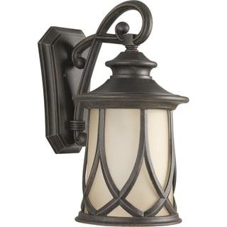 Progress Lighting P5989-122 Resort Copper Aluminum 10.5-inch 1-light Wall Lantern