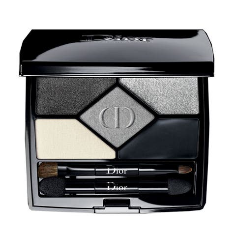 Christian Dior 5 Couleurs Designer All-in-one Professional Eye Palette in 008 Smoky Design