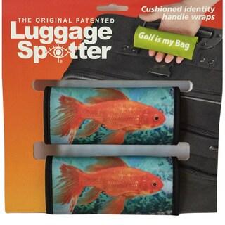 Luggage Spotter Neoprene Goldfish Handle Wraps (Set of 2)