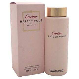 Cartier Baiser Vole 6.75-ounce Body Lotion