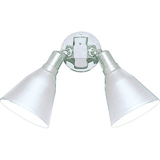 Progress Lighting  P5203-30 Par Lampholder Two Light FloodLight