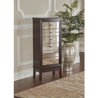 Powell Lena Jewelry Armoire