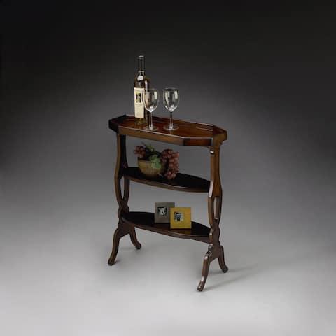 Handmade Butler Hadley Plantation Cherry End Table