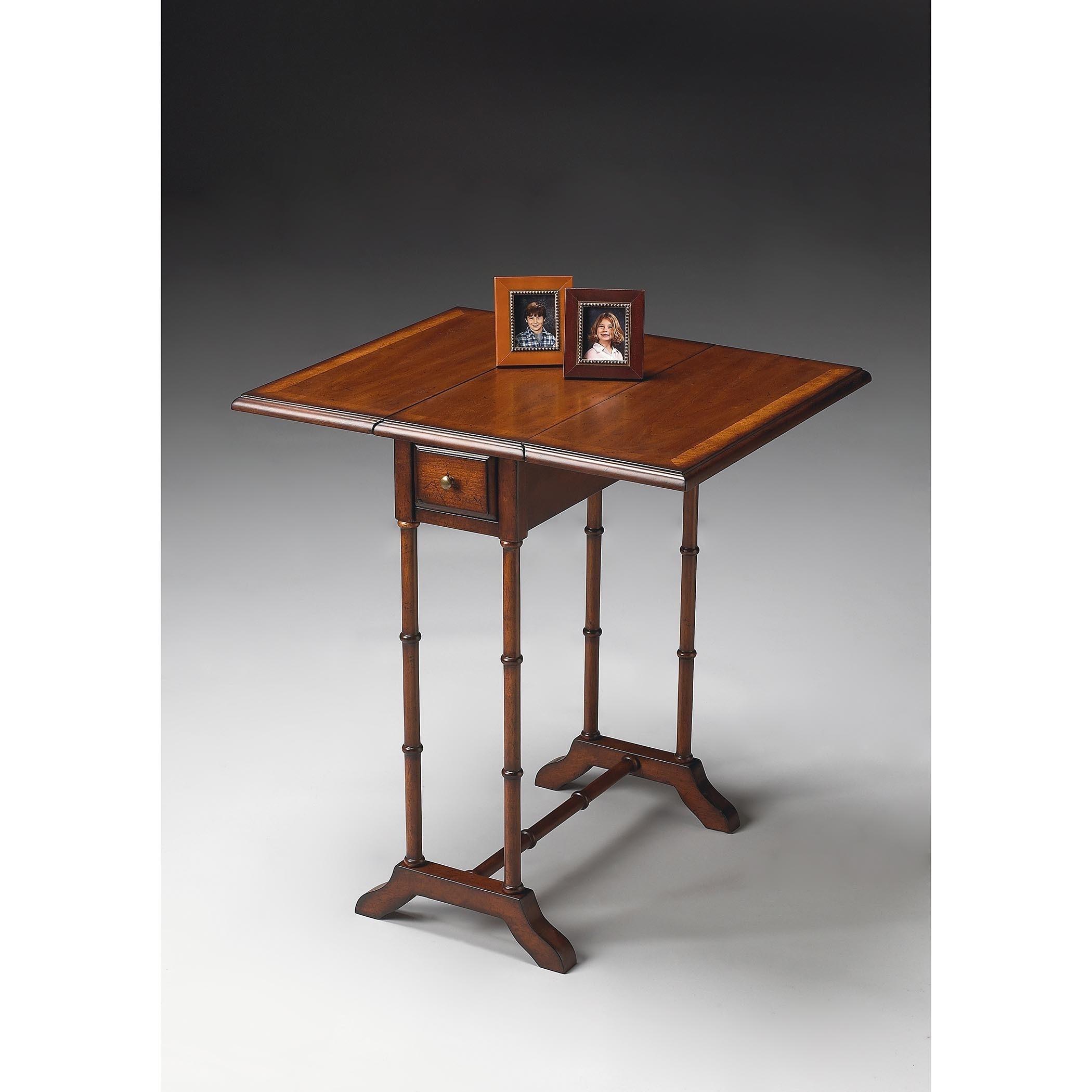 Butler Darrow Umber Drop-leaf Table (Medium Brown)