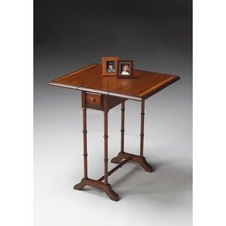 Butler Darrow Umber Drop-leaf Table