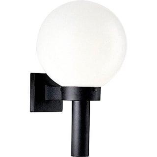 Progress Lighting P5636-60 Acrylic Globe One Light Wall Lantern