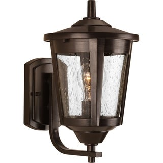 "Progress Lighting P6074-20 East Haven One Light medium Wall Lantern (7.5"""") (As Is Item)"