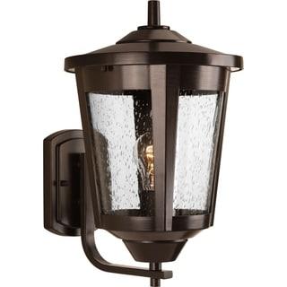 "Progress Lighting P6075-20 East Haven One Light large Wall Lantern (9.5"""")"