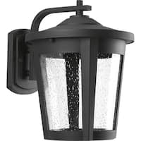 Progress Lighting P6079-3130K9 East Haven Black Aluminum 9.5-inch 1-light Large LED Wall Lantern