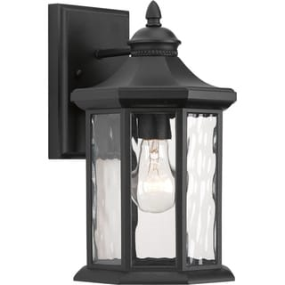 "Progress Lighting  P6071-31 Edition One Light medium Wall Lantern (7"""")"