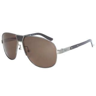 Salvatore Ferragamo SF137SP 035 Polarized Sunglasses