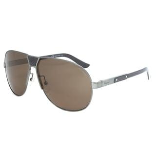Salvatore Ferragamo SF136SP 035 Polarized Sunglasses