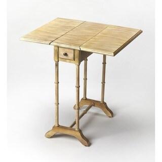 Butler Darrow Driftwood Drop Leaf Table
