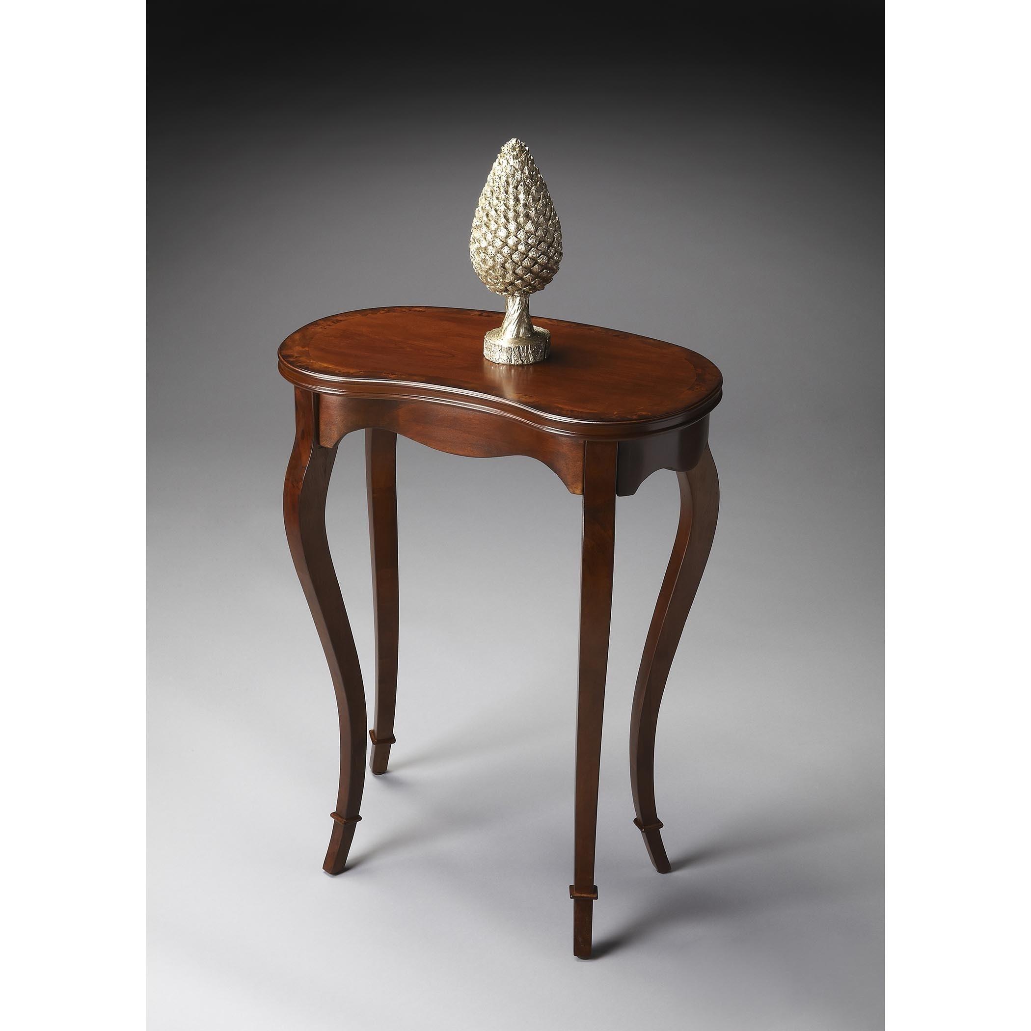 Butler Marlowe Olive Ash Burl Kidney-shaped Table (Medium...