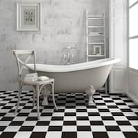 SomerTile 17.625x17.625-inch Verifique Ceramic Floor and Wall Tile (5 tiles/11.1 sqft.)