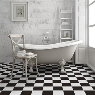 Black Tile Find Great Home Improvement Deals Shopping At
