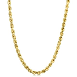 Gold Overlay Necklaces