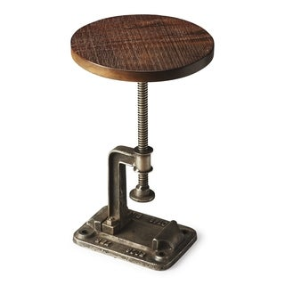 Butler Ellis Industrial Chic Accent Table