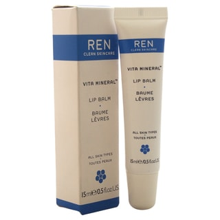 REN 0.5-ounce Vita Mineral Lip Balm