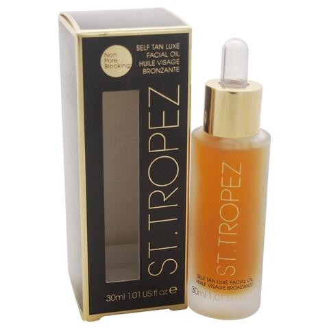 St. Tropez 1-ounce Self Tan Luxe Dry Facial Oil