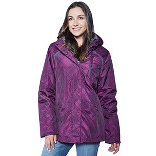 Mackintosh Women's Below Zero Active 3-In-1 Systems Jacket