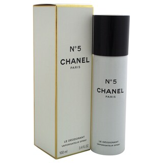 Chanel No.5 Women's 3.4-ounce Deodorant Spray