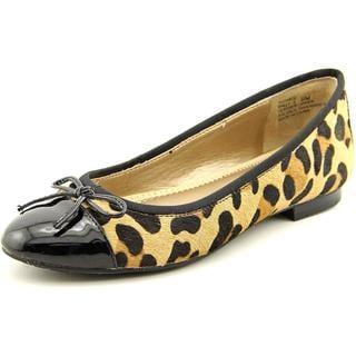 Me Too Women's Bally 9 Tan Haircalf Casual Shoes
