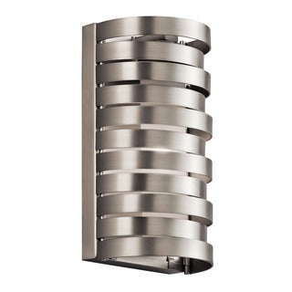 Kichler Lighting Roswell Collection 1-light Brushed Nickel Wall Sconce