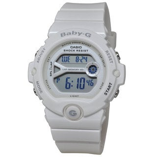 Casio Women's BG6903-7B Baby-G White Watch
