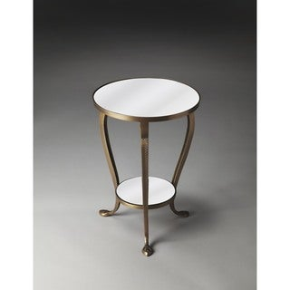Butler Cascade Mirrored Accent Table