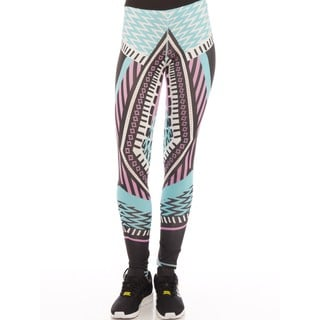 Minkpink Women's 'She's a Warrior' Multicolor Polyester Legging