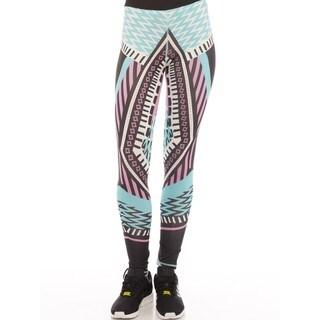 Minkpink Women's 'She's a Warrior' Multicolor Polyester Legging