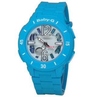 Casio Women's BGA170-2B Baby-G White Watch