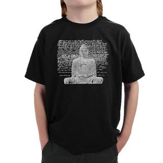Boy's Zen Buddha T-shirt