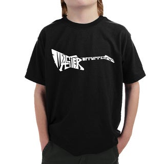 Boys' Master of Puppets Cotton T-shirt