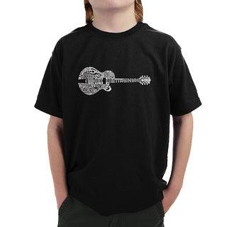 Boy's Country Guitar T-shirt